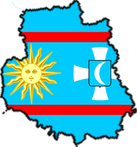 Файл:Flag-map of Vinnytsia Oblast.png