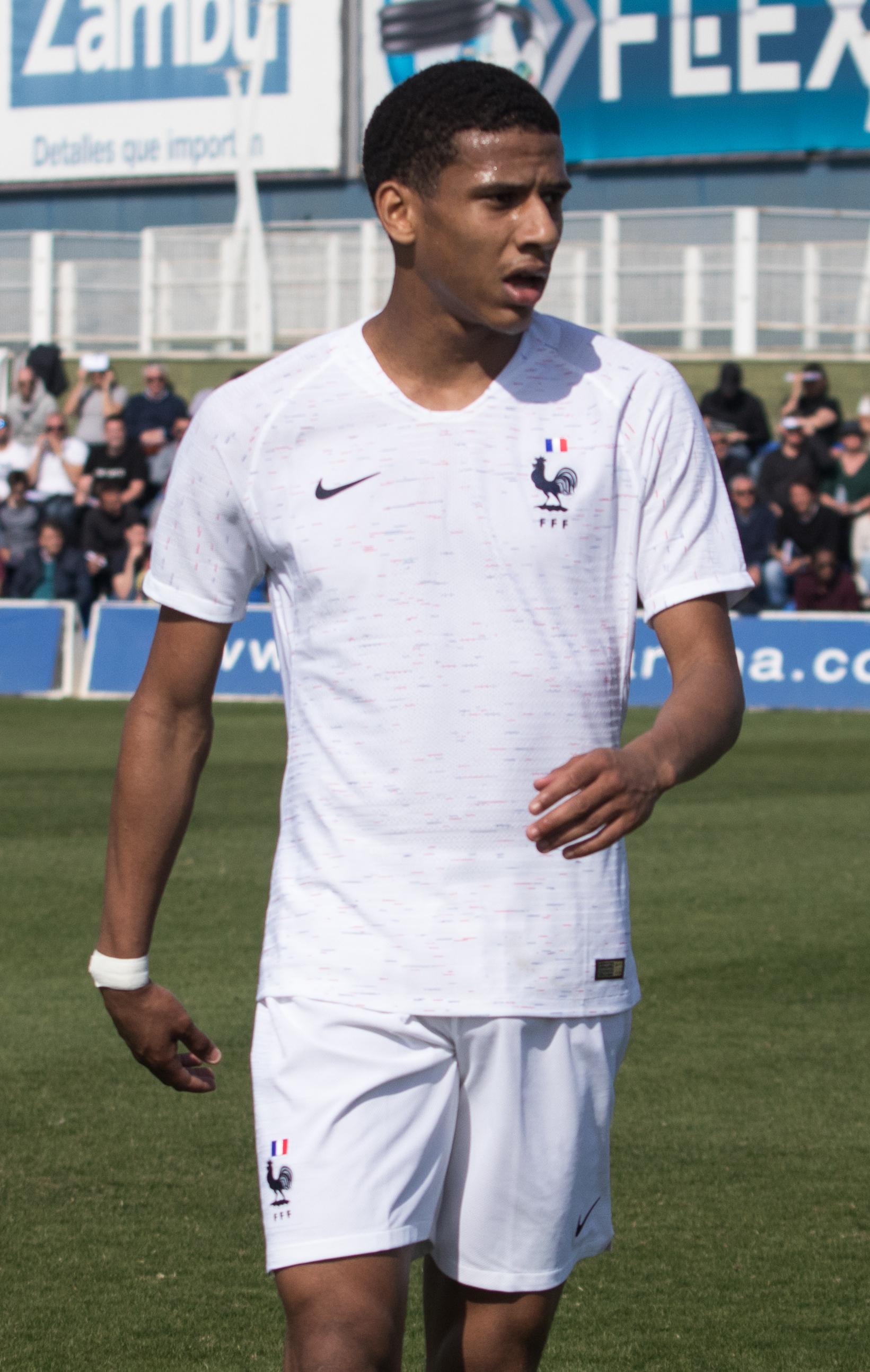Jean-Clair Todibo - Wikipedia