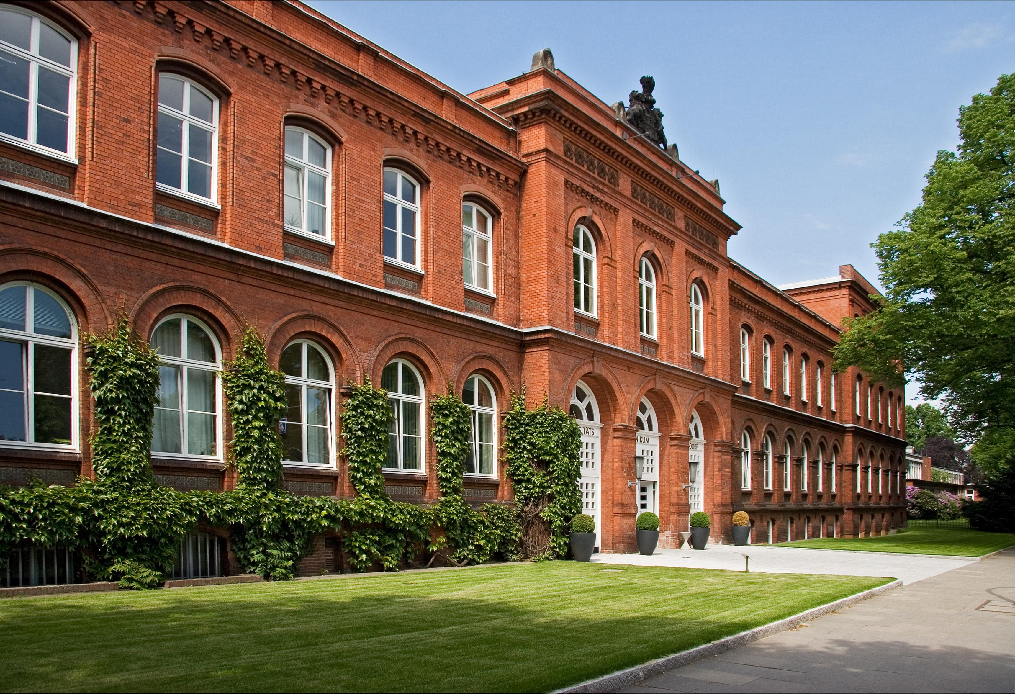 Das Universitätsklinikum Hamburg-Eppendorf