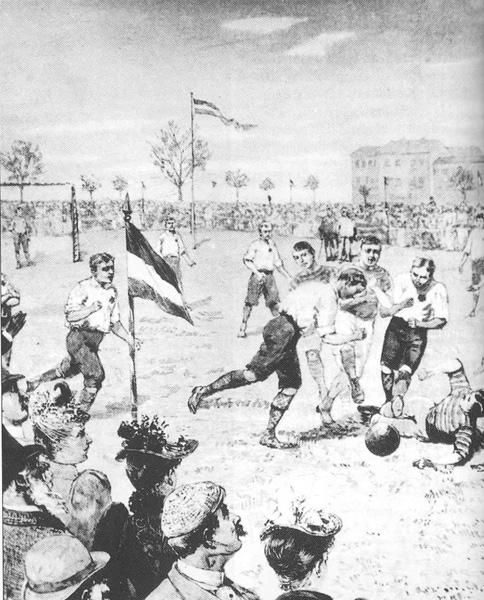 Fußball Erfunden