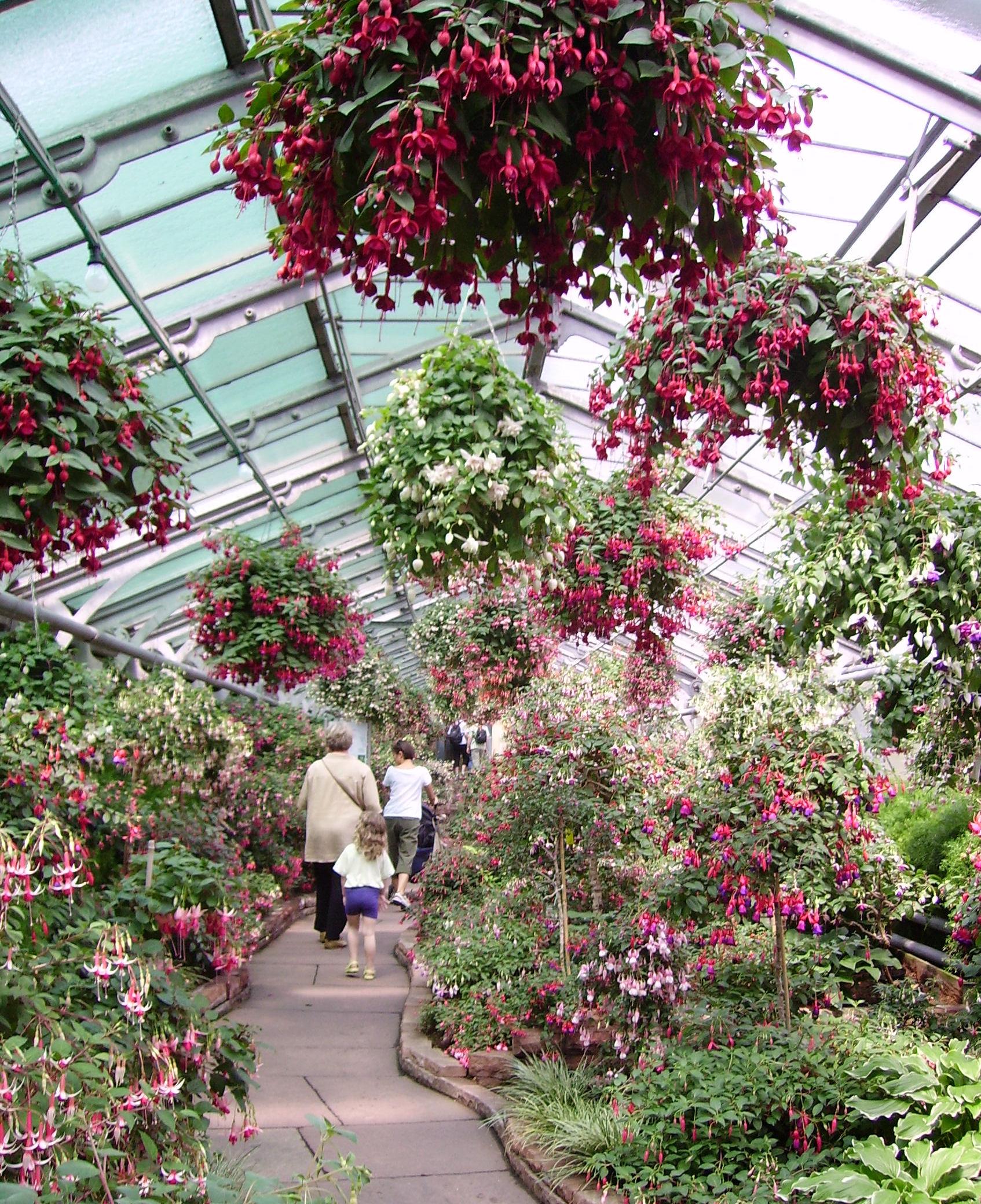 Wilhelma Zoological-Botanical Garden