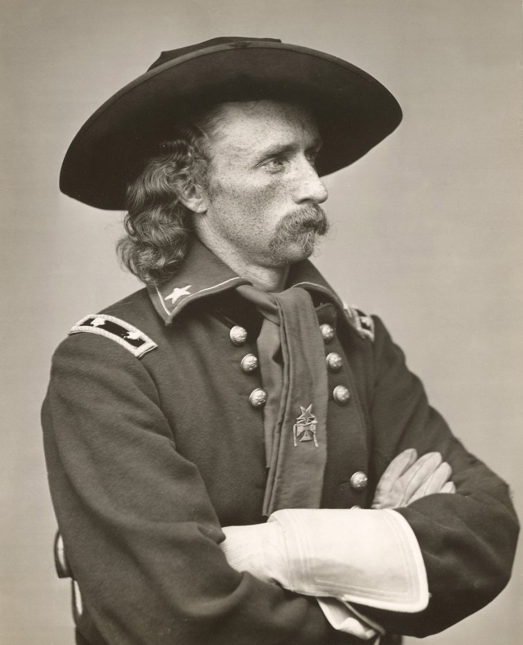 "custar men A term of the trade, the ""custer range"", refers to the range of serial numbers borne by firearms whose dates of manufacture make it possible that they were issued to custer and his men, and therefore used during little bighorn."