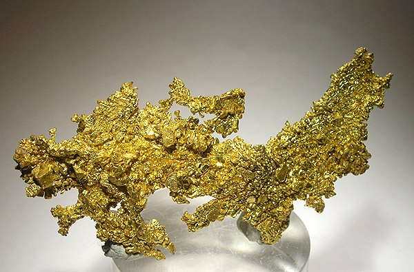 Physical Properties Of Gold Mineral