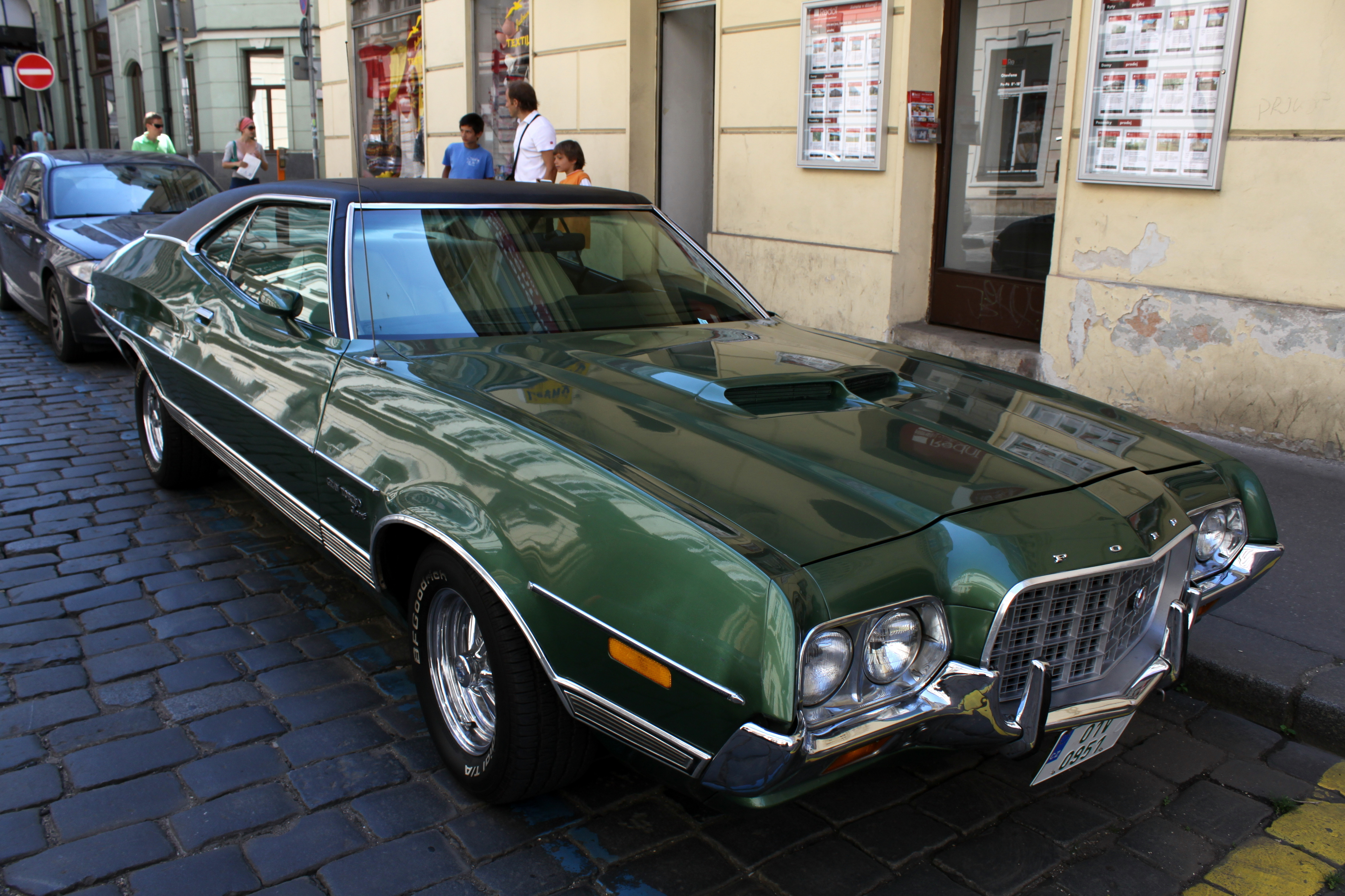 ford torino 1972 1976 wikiwand. Black Bedroom Furniture Sets. Home Design Ideas