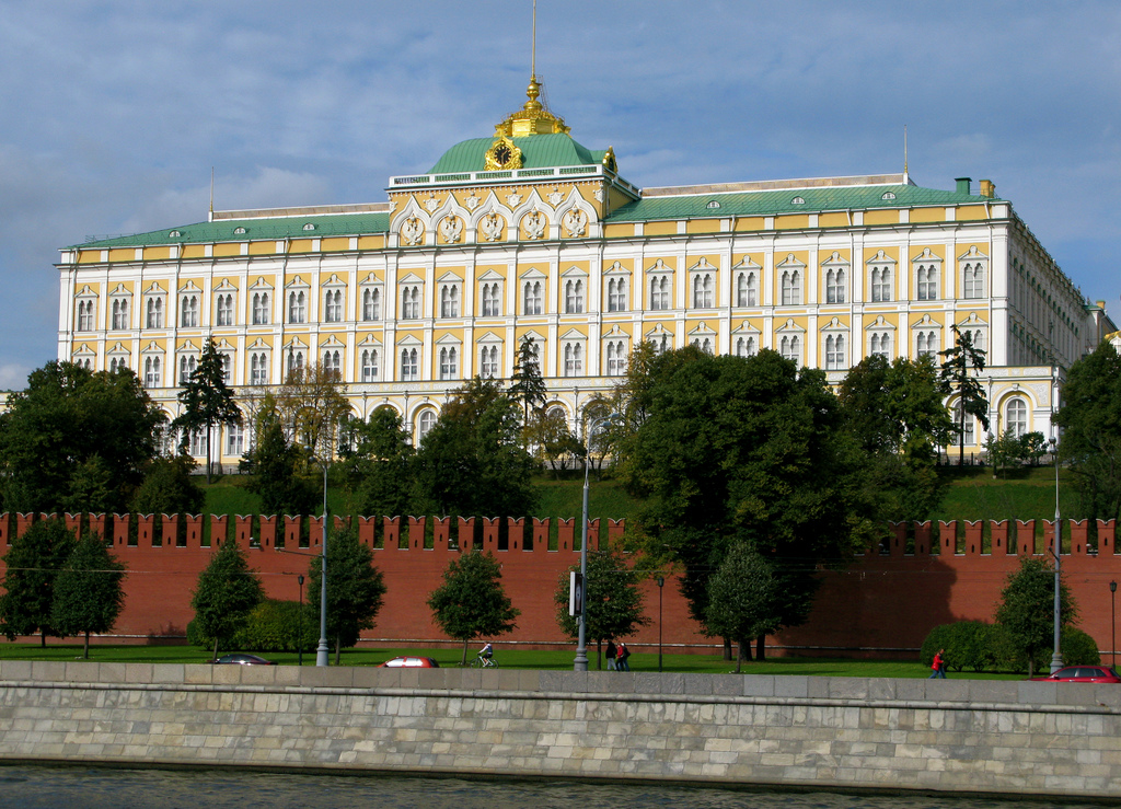 Grand Kremlin Palace -Archnotitia