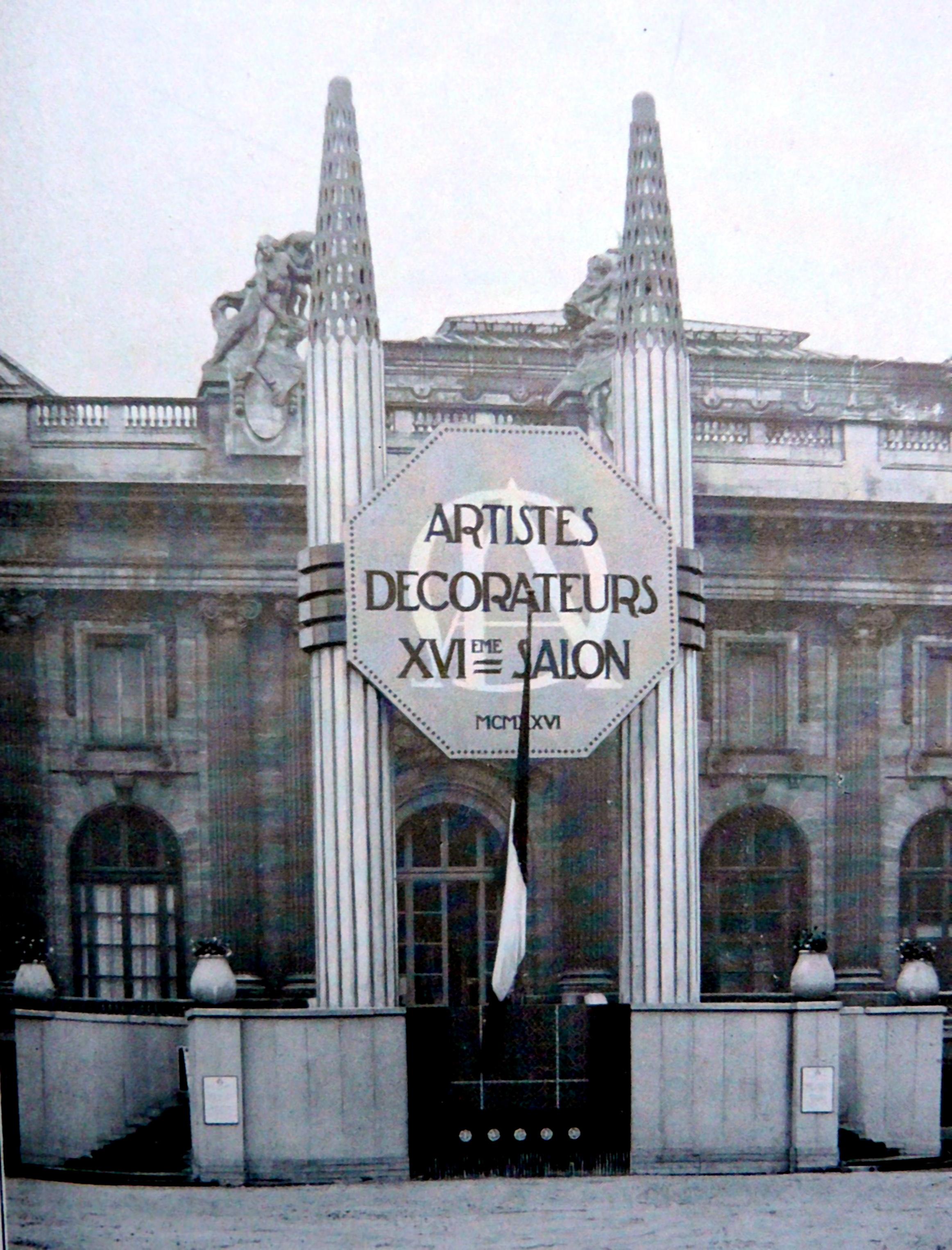 Société des artistes décorateurs - Wikipedia