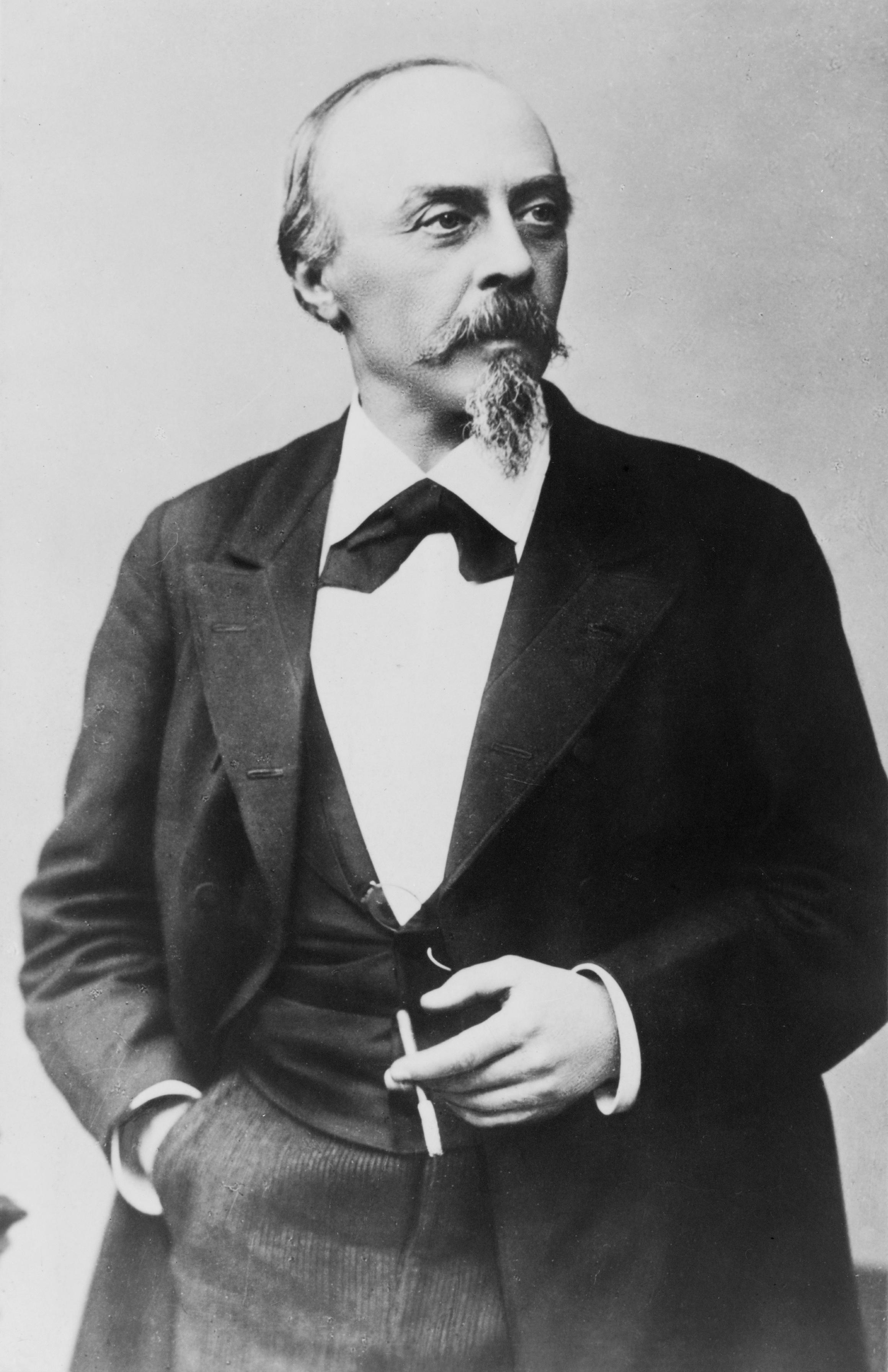 Hans von Bülow se convirtió en un ferviente defensor de la música de Chaikovski.