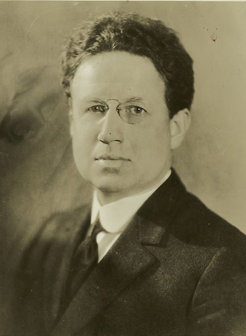Photo of Harry Emerson Fosdick