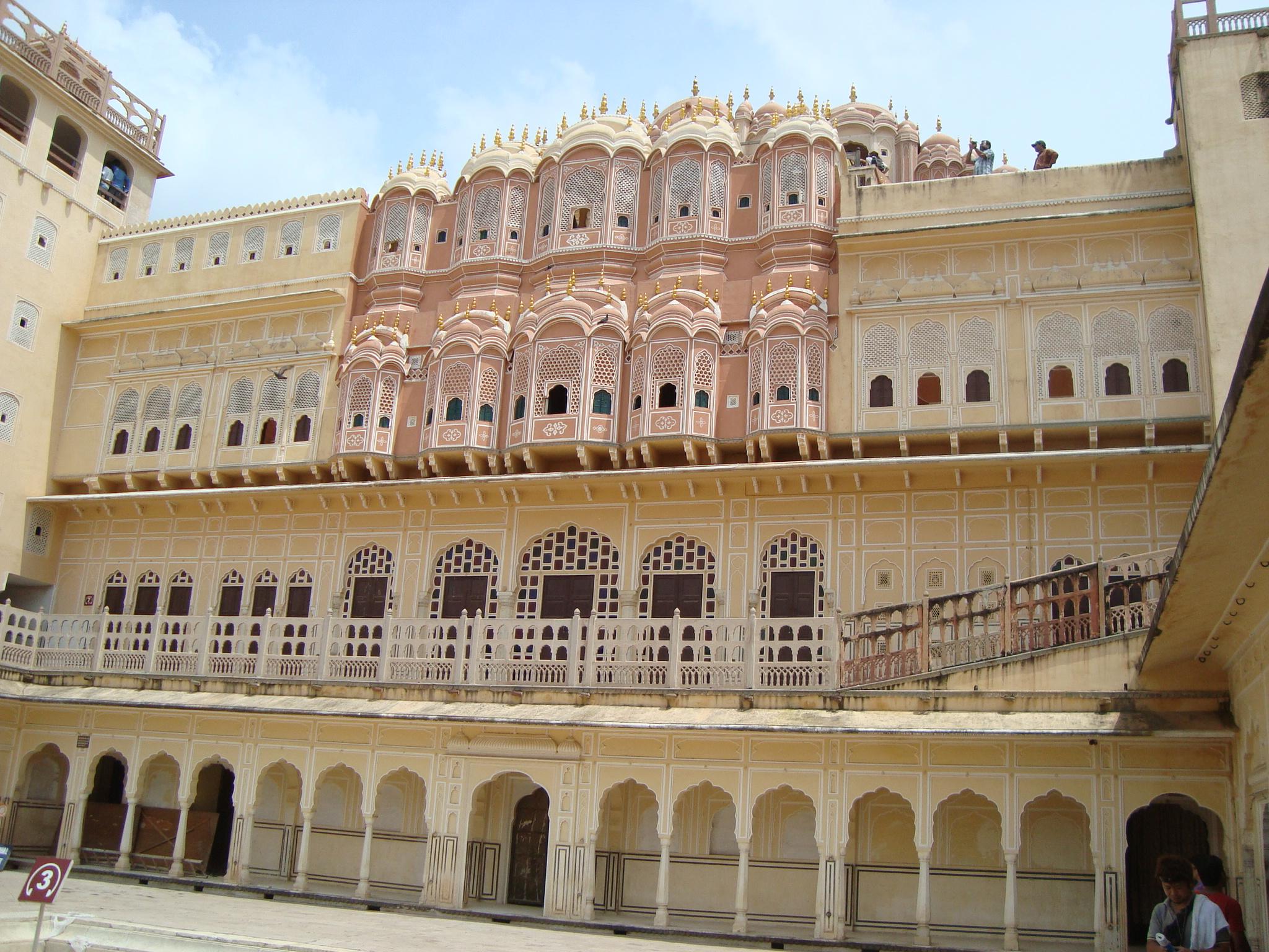 Image Gallery Hawa Mahal Interior