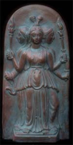 Symbols and Icons of Hecate
