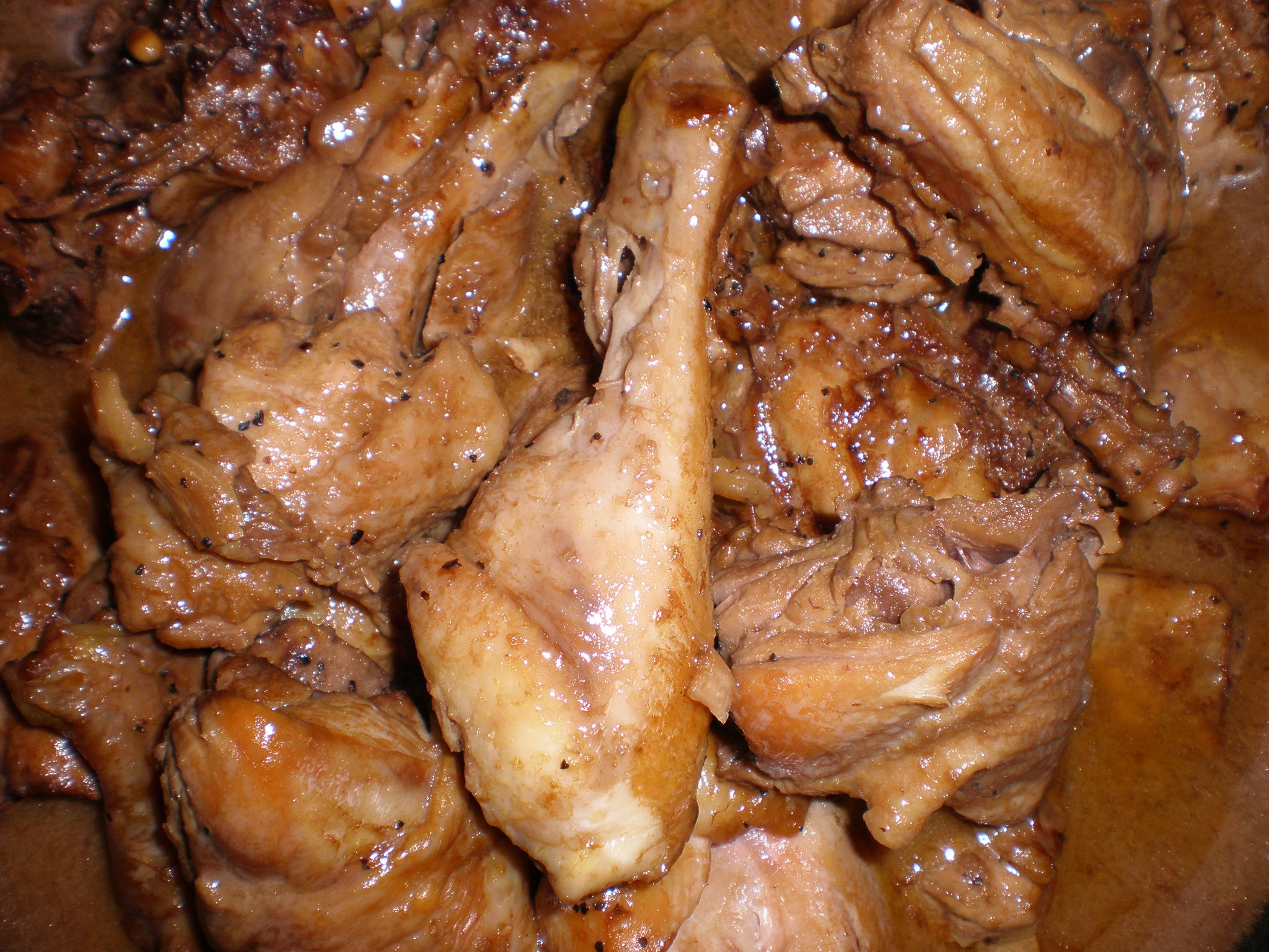 File:Homemade chicken adobo 1.JPG - Wikimedia Commons