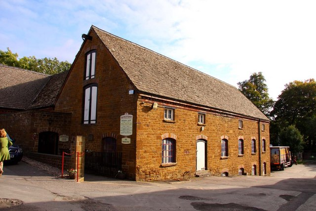 Hook Norton Brewery Visitor Centre and Museum - geograph.org.uk - 1517792