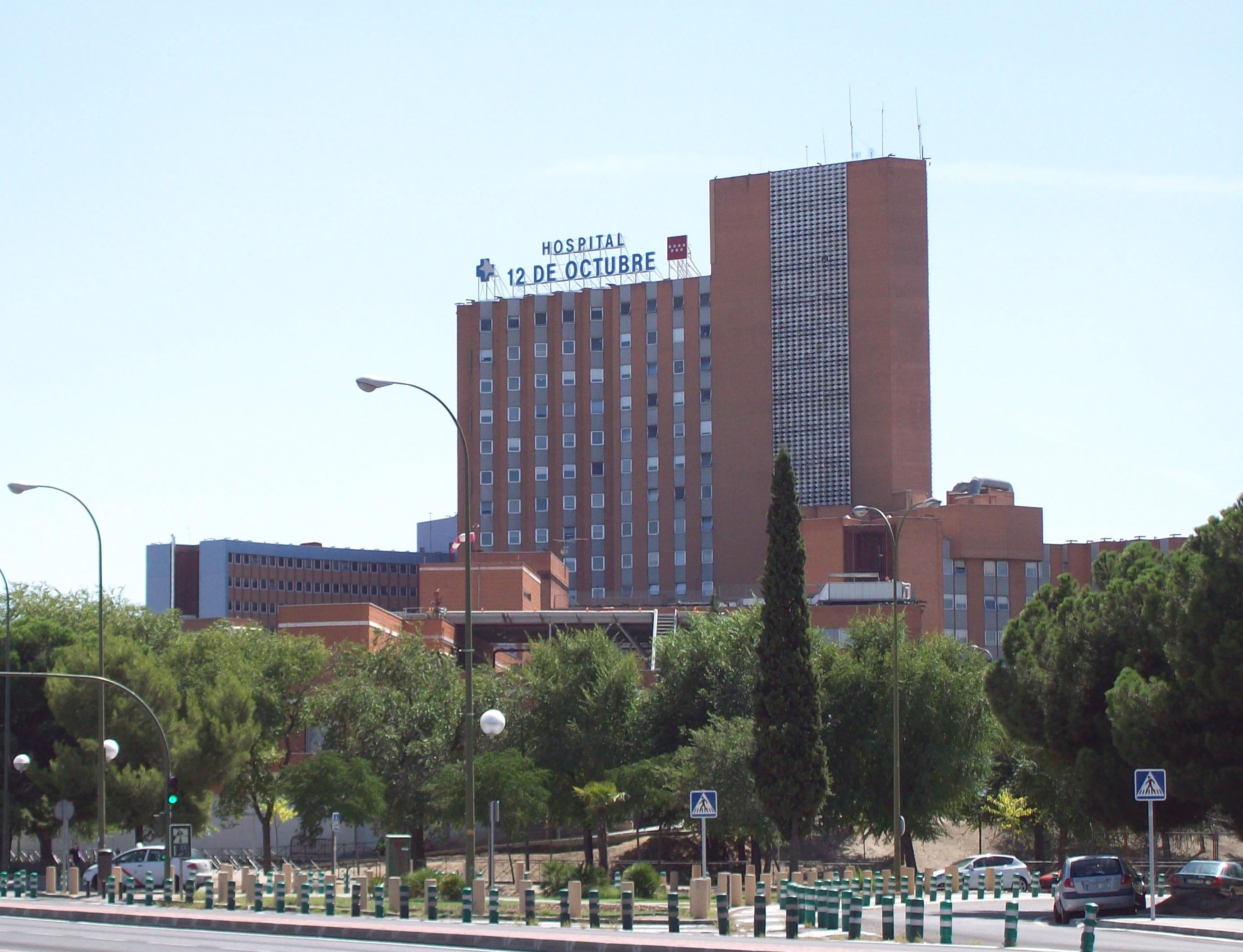 File:Hospital 12 de Octubre (Madrid) 01.jpg - Wikimedia ...