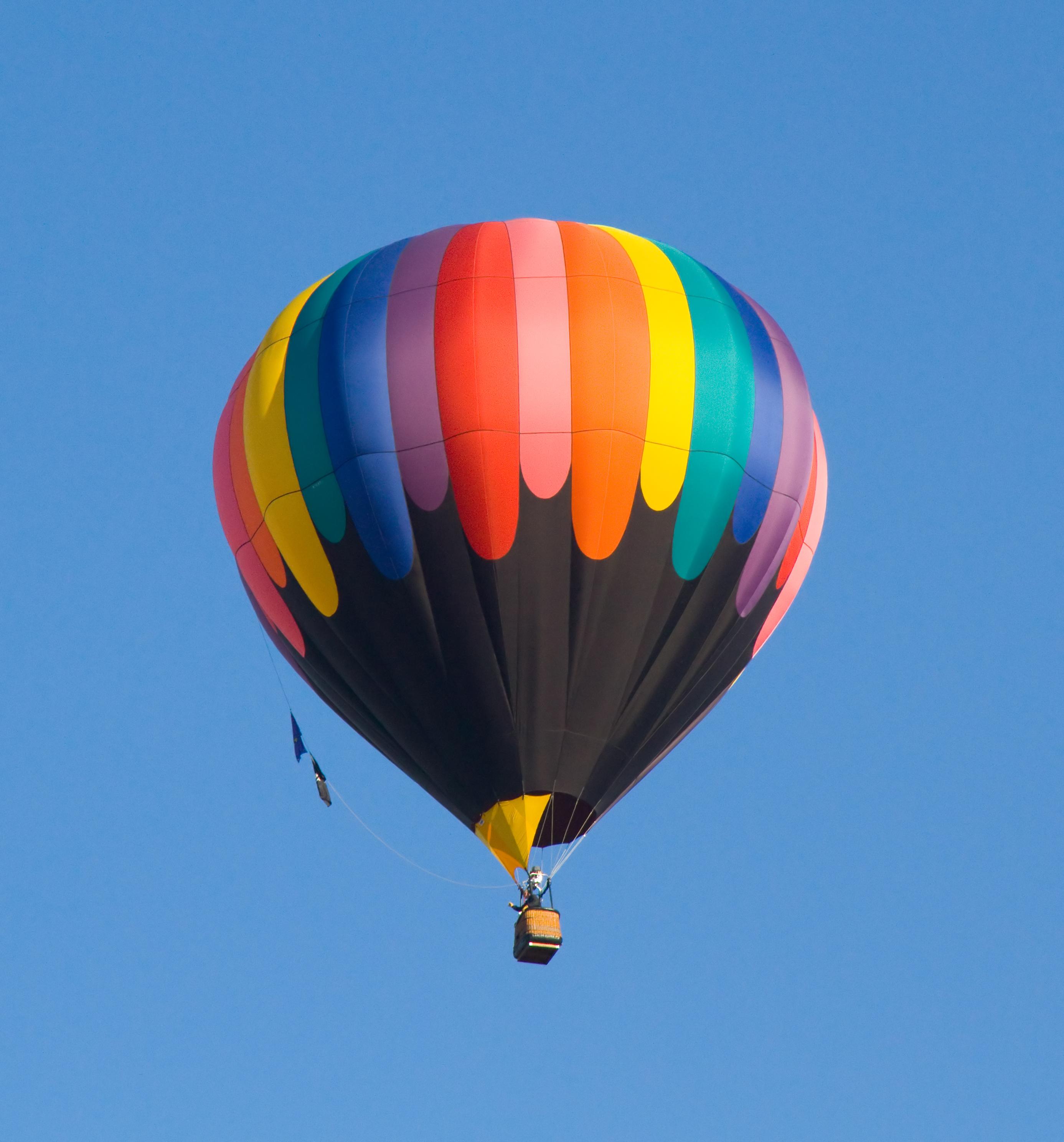 Hot Air Balloon Door Decorations