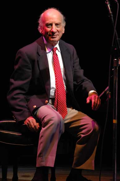 Dick Hyman (Eugene, Oregon, 2005)