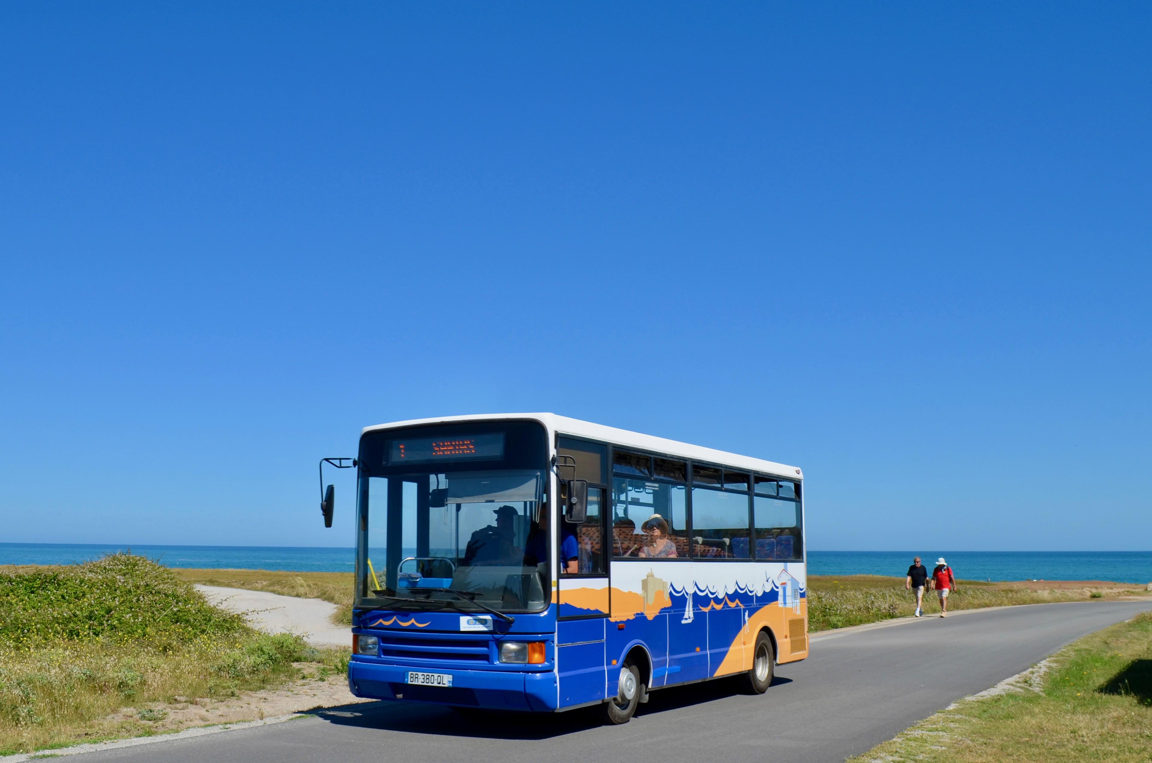 Transports En Commun De L Ile D Yeu Wikipedia