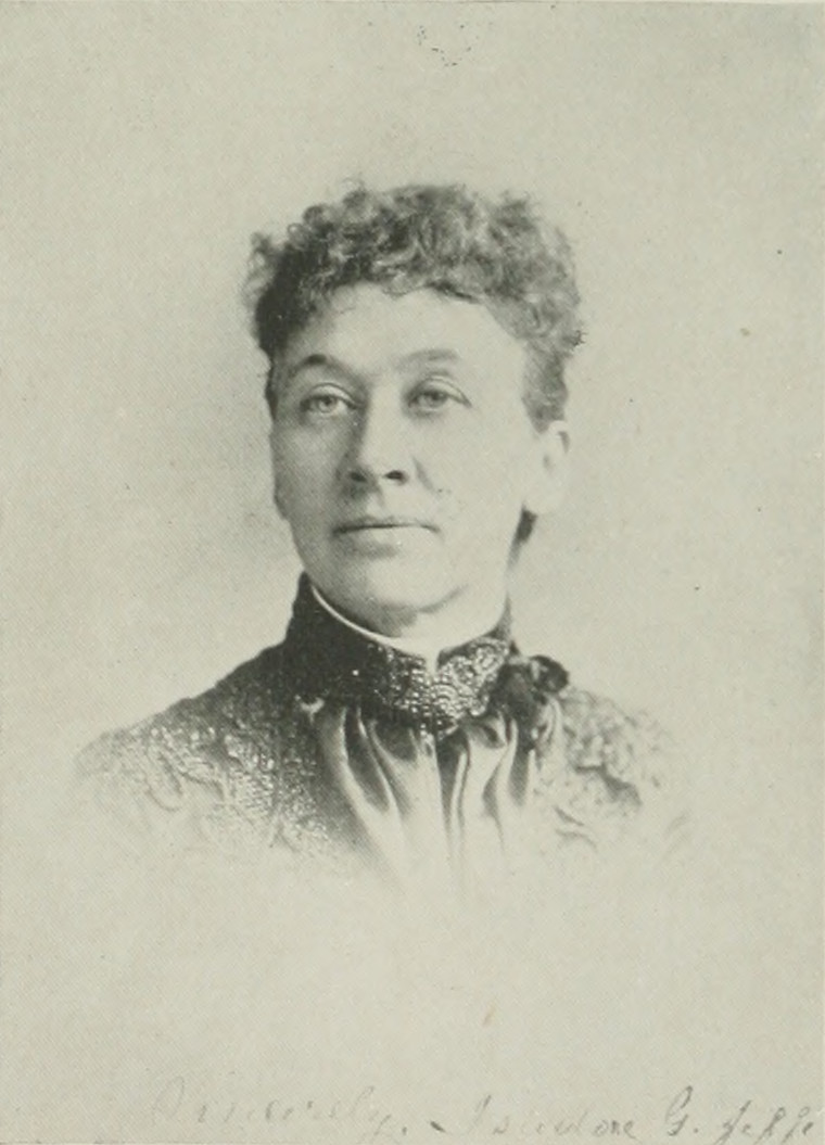 ISADORE GILBERT JEFFERY A woman of the century (page 428 crop).jpg