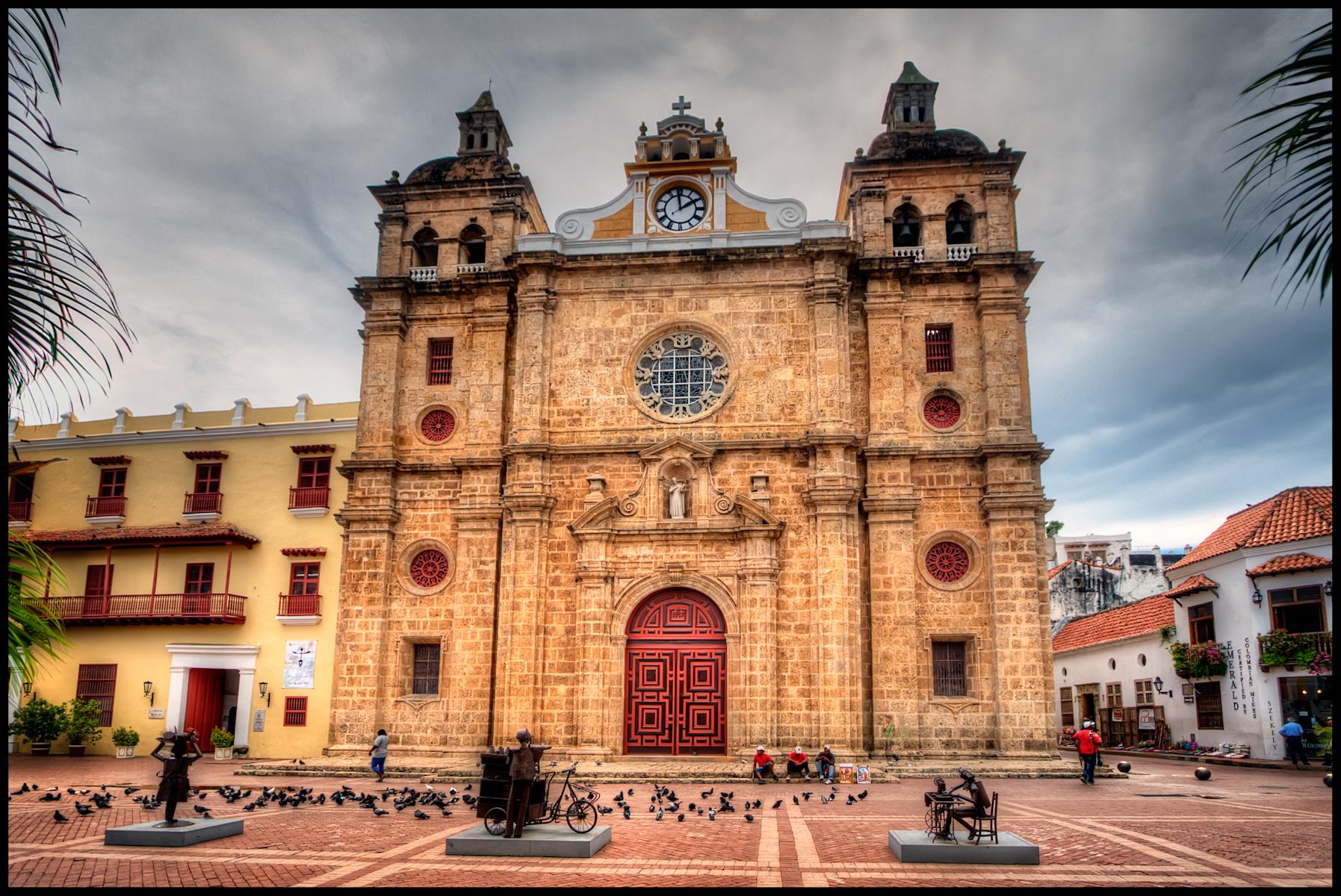 Cartagena Walled City Hotels
