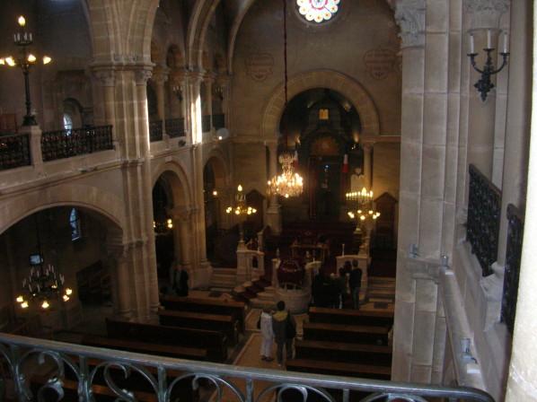 Intérieur Synagogue de Dijon.JPG