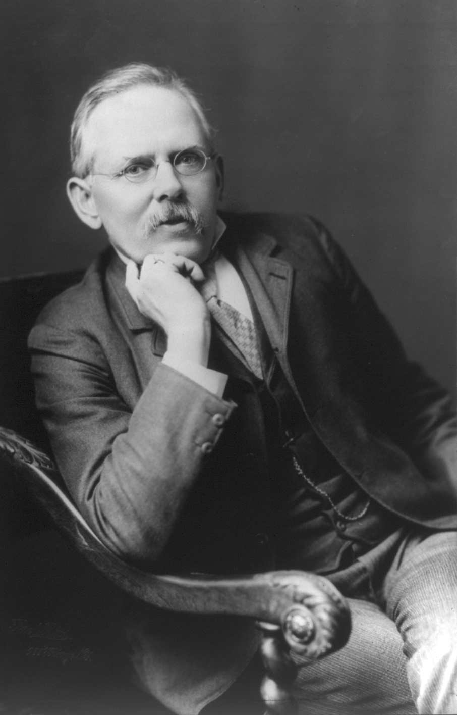 Jacob Riis, 1904