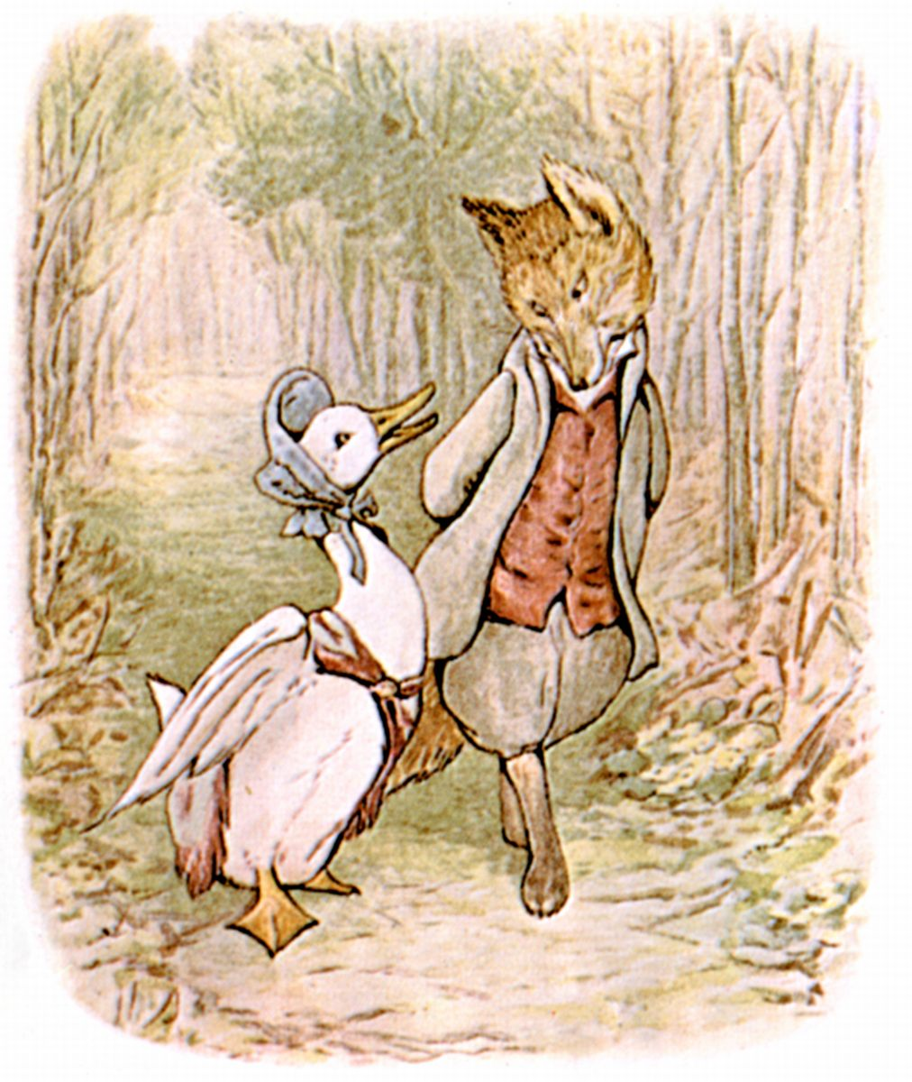 on culture the dark side of beatrix potter