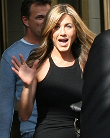 jenifer aniston vincent: