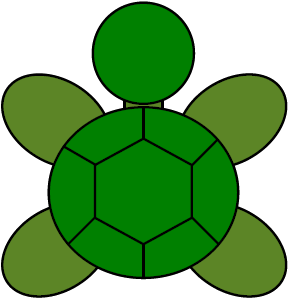 File Kturtle Turtle Png Wikimedia Commons