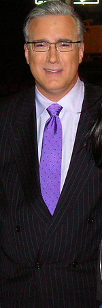 Cropped headshot of Keith Olbermann