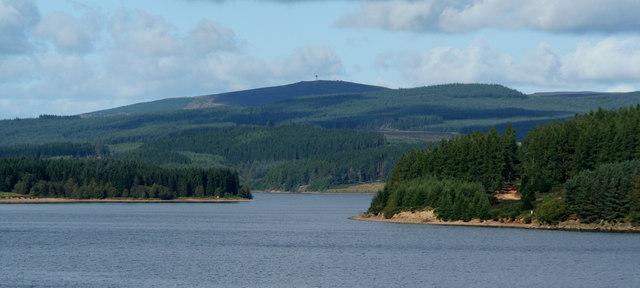 Kielder Water - geograph.org.uk - 986465