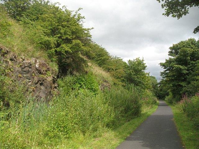 Kilbarchan loop, Castle Semple - geograph.org.uk - 1442746