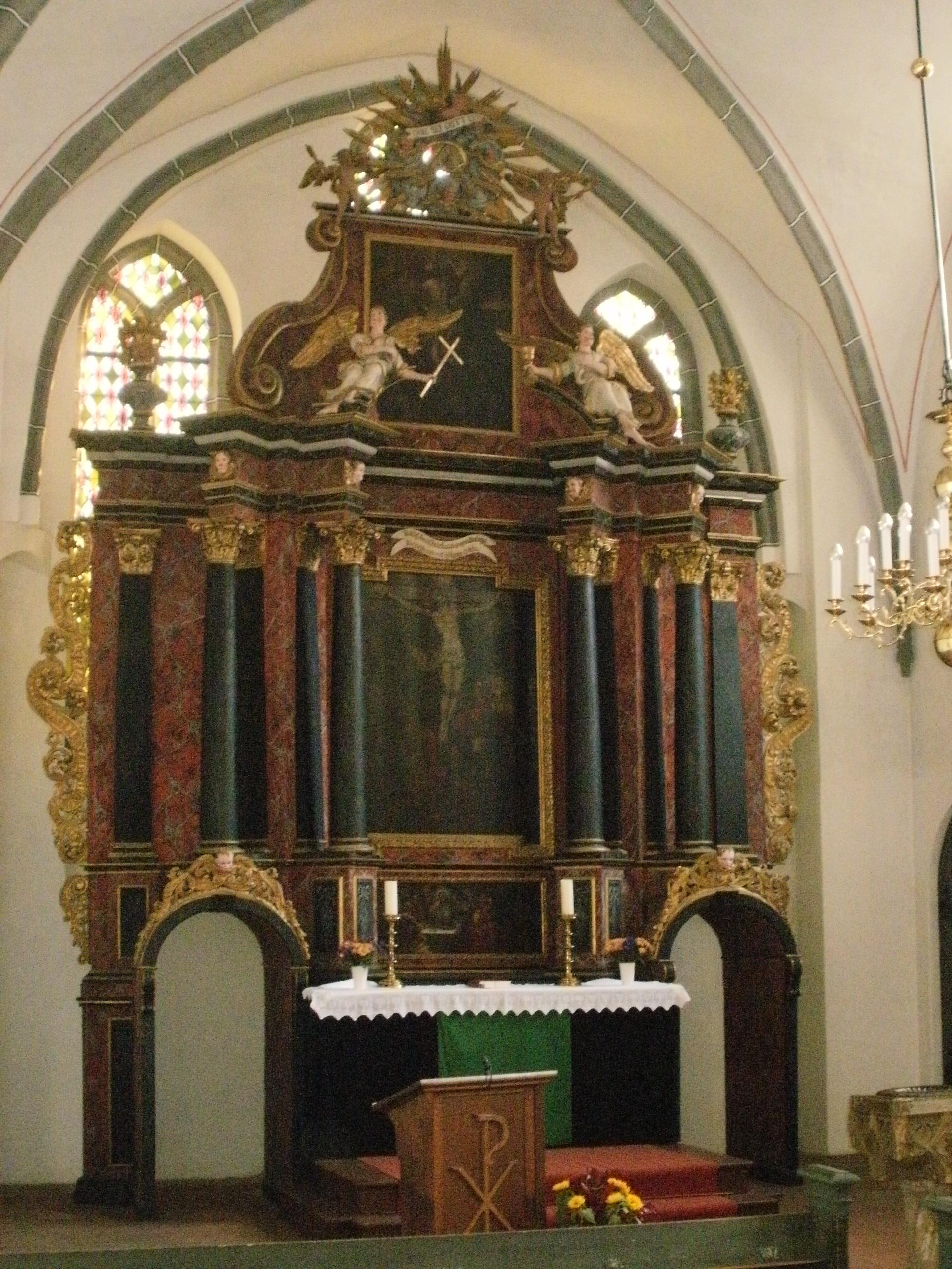 Der Altar