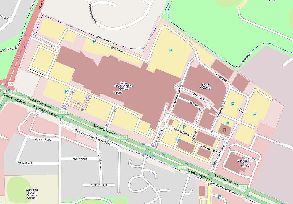 westfield knox wikipedia regional shopping centres directory