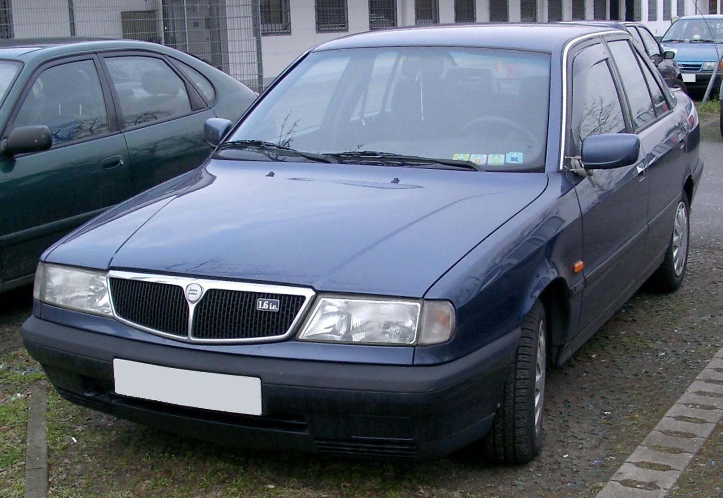 Lancia Dedra Front