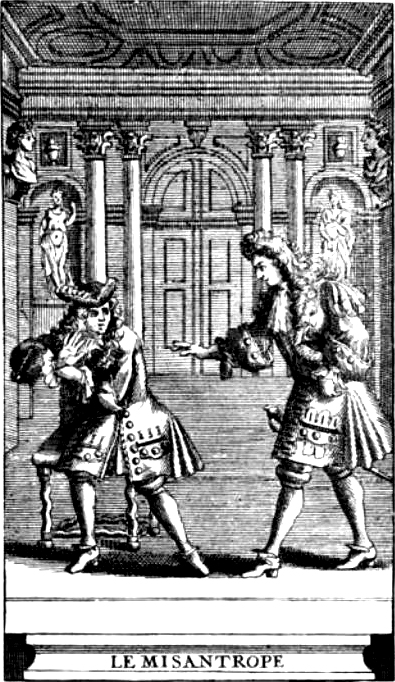satire in le misanthrope Le misanthrope , 1719 ed misanthropy western thought literature misanthropy has been ascribed to a number of writers of satire having appeared in le.