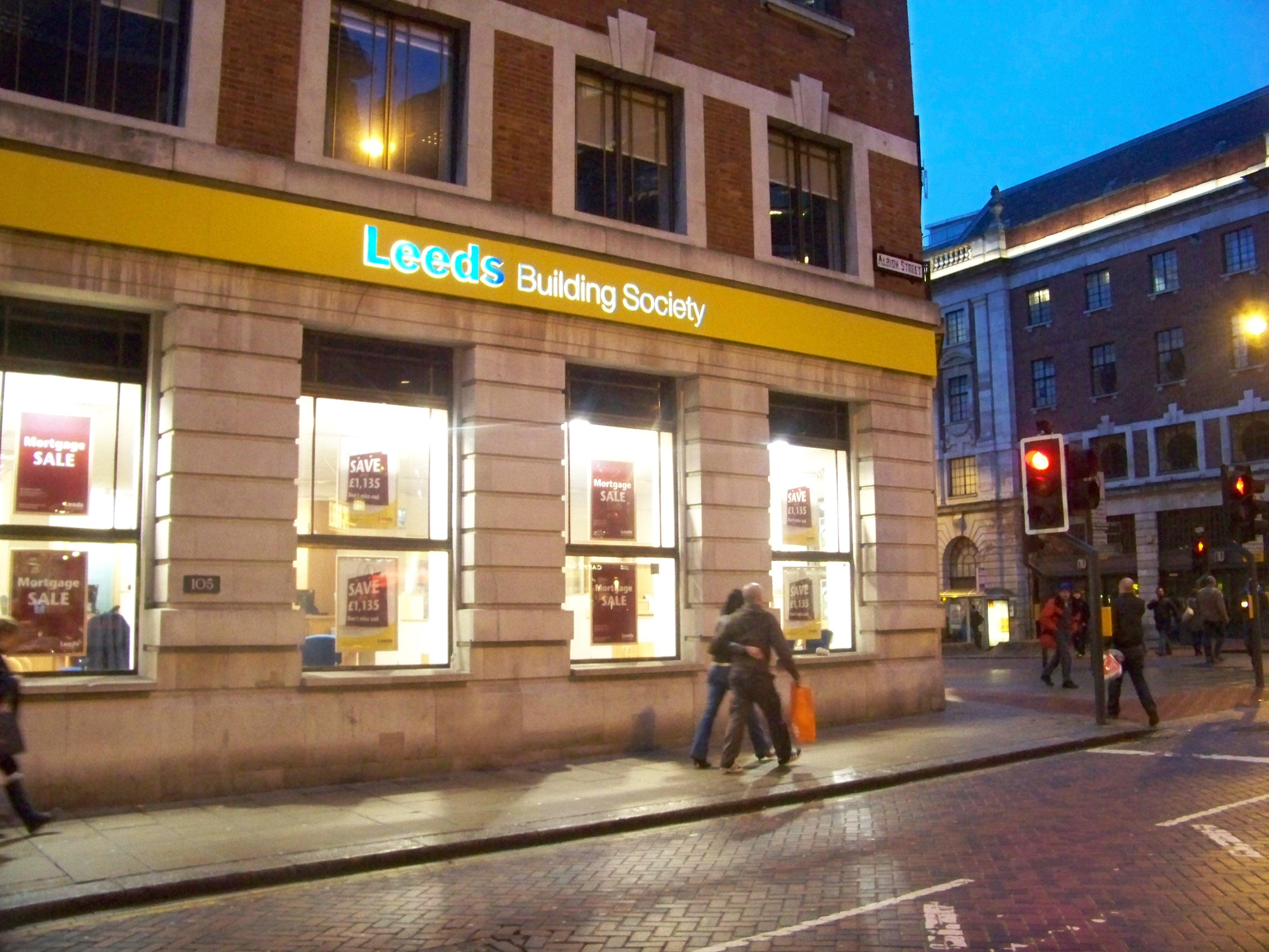 Leeds Building Society Agm