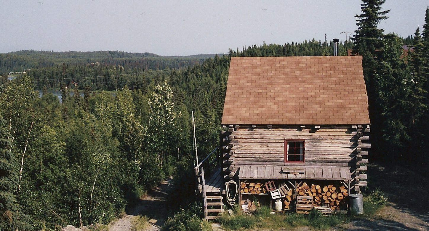 File log cabin soldotna wikimedia commons for Alaska cottage