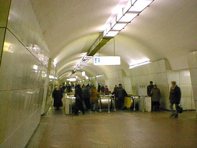 Lubyanka (Moscow Metro) - Wikipedia