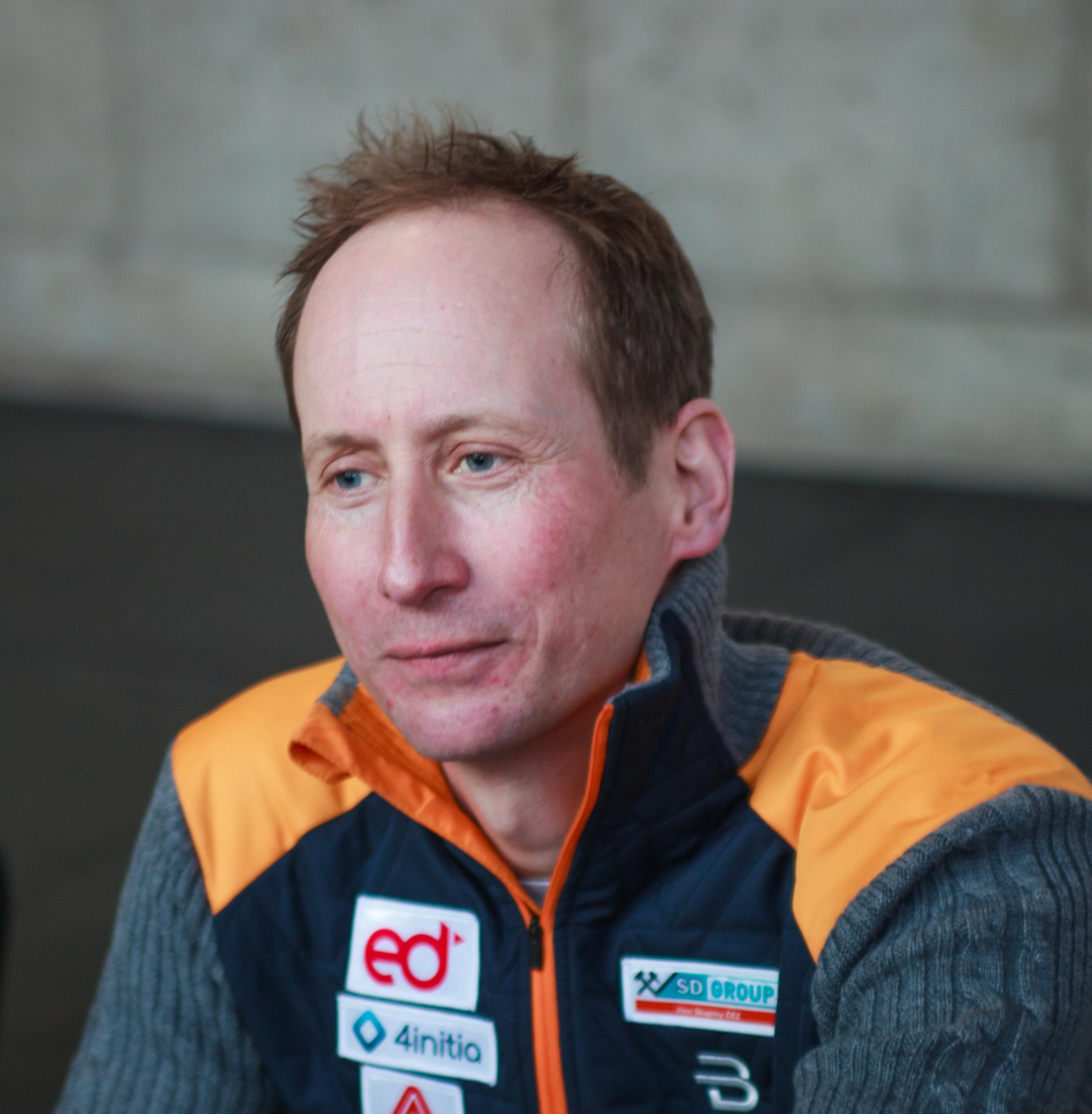 Lukáš Bauer in February 2019