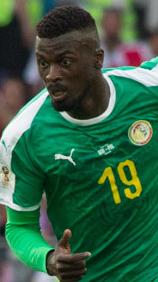 MBaye Niang Senegalese footballer