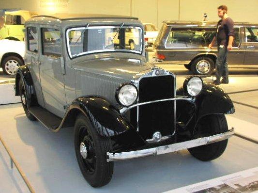 Typ 170 (W15) - Mercedes-Benz