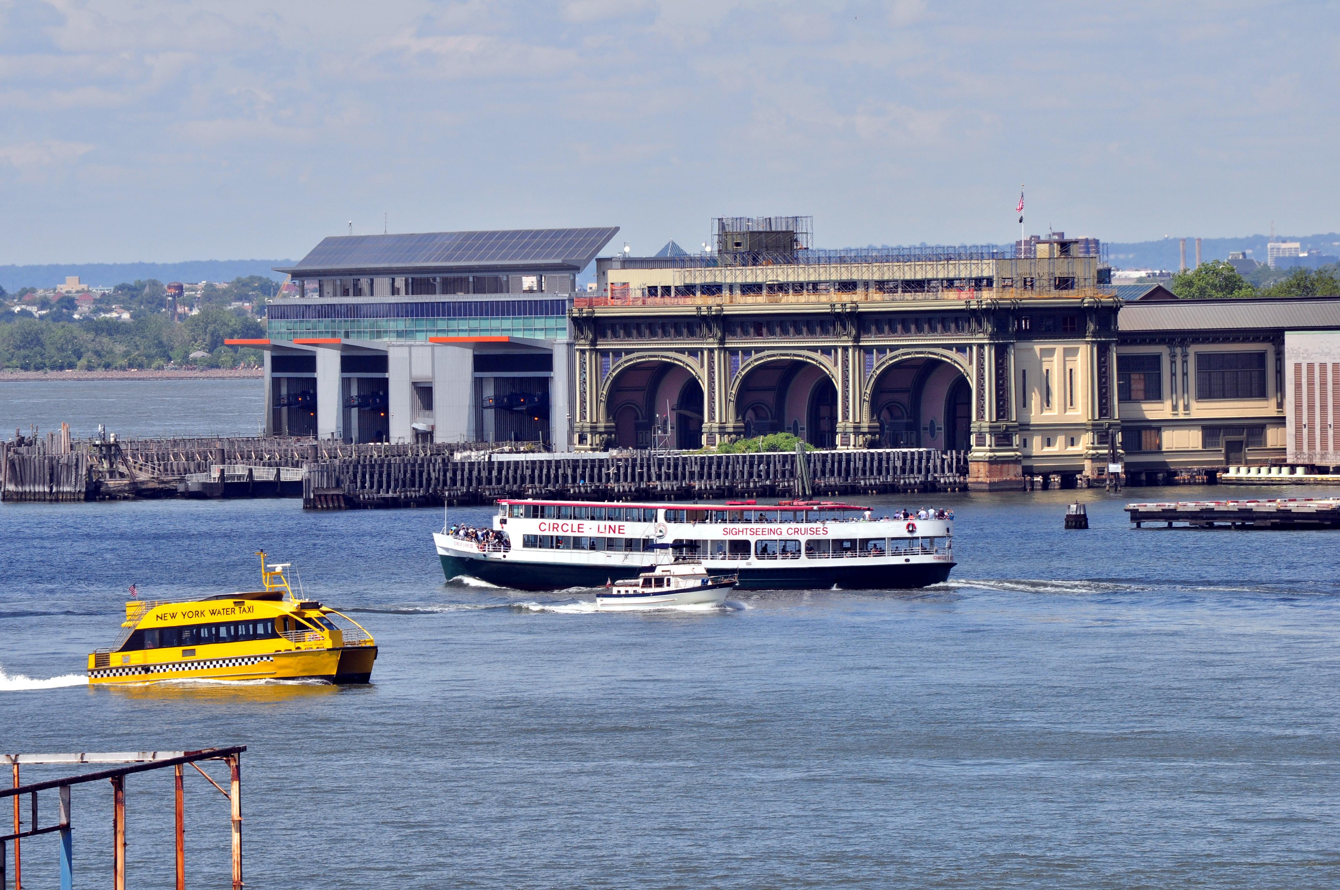 Manhattan To Staten Island Ferry Terminal