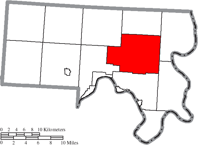 File Map Of Meigs County Ohio Highlighting Chester Township Png