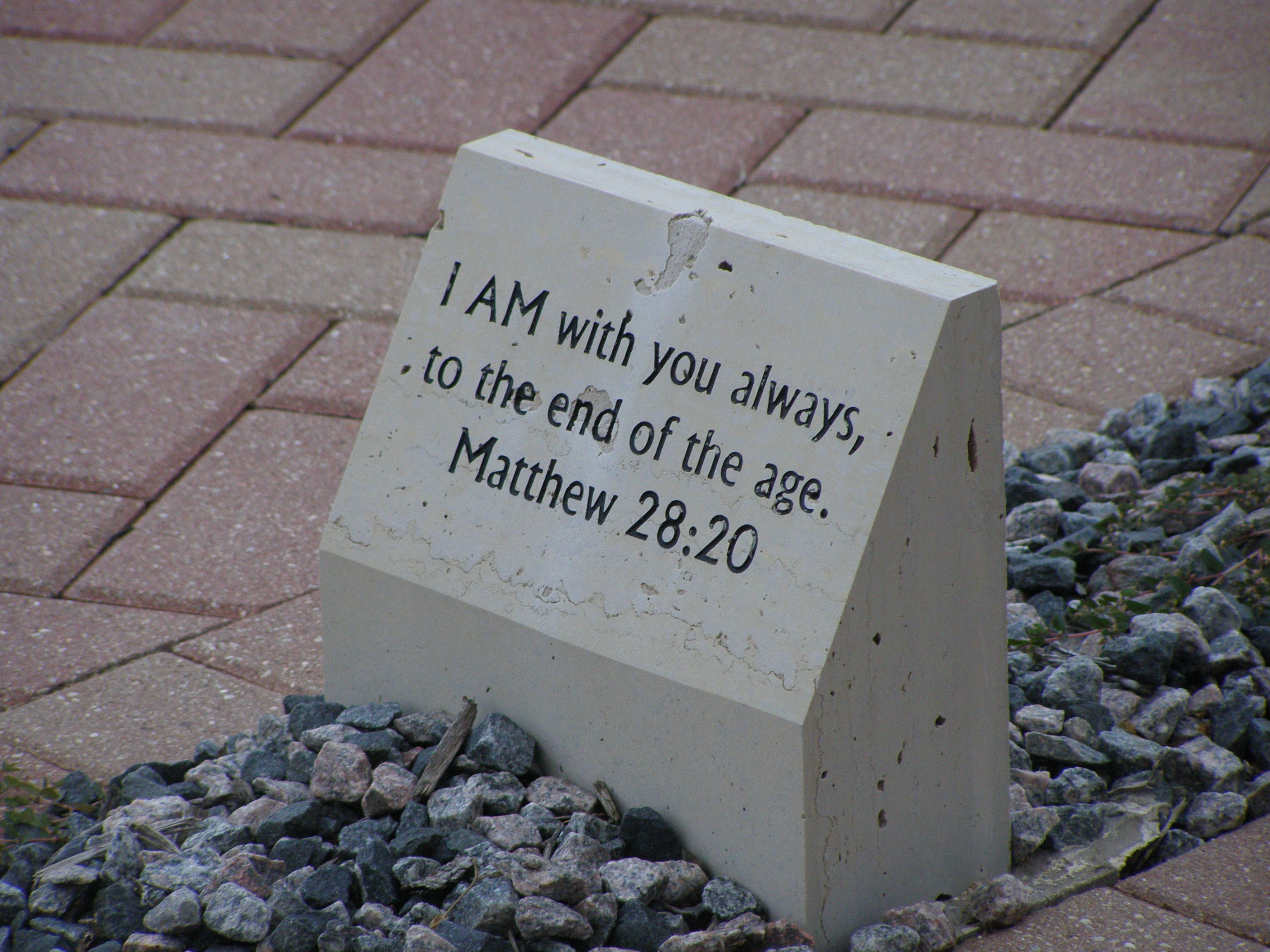 Matthew 28:20 - Wikipedia