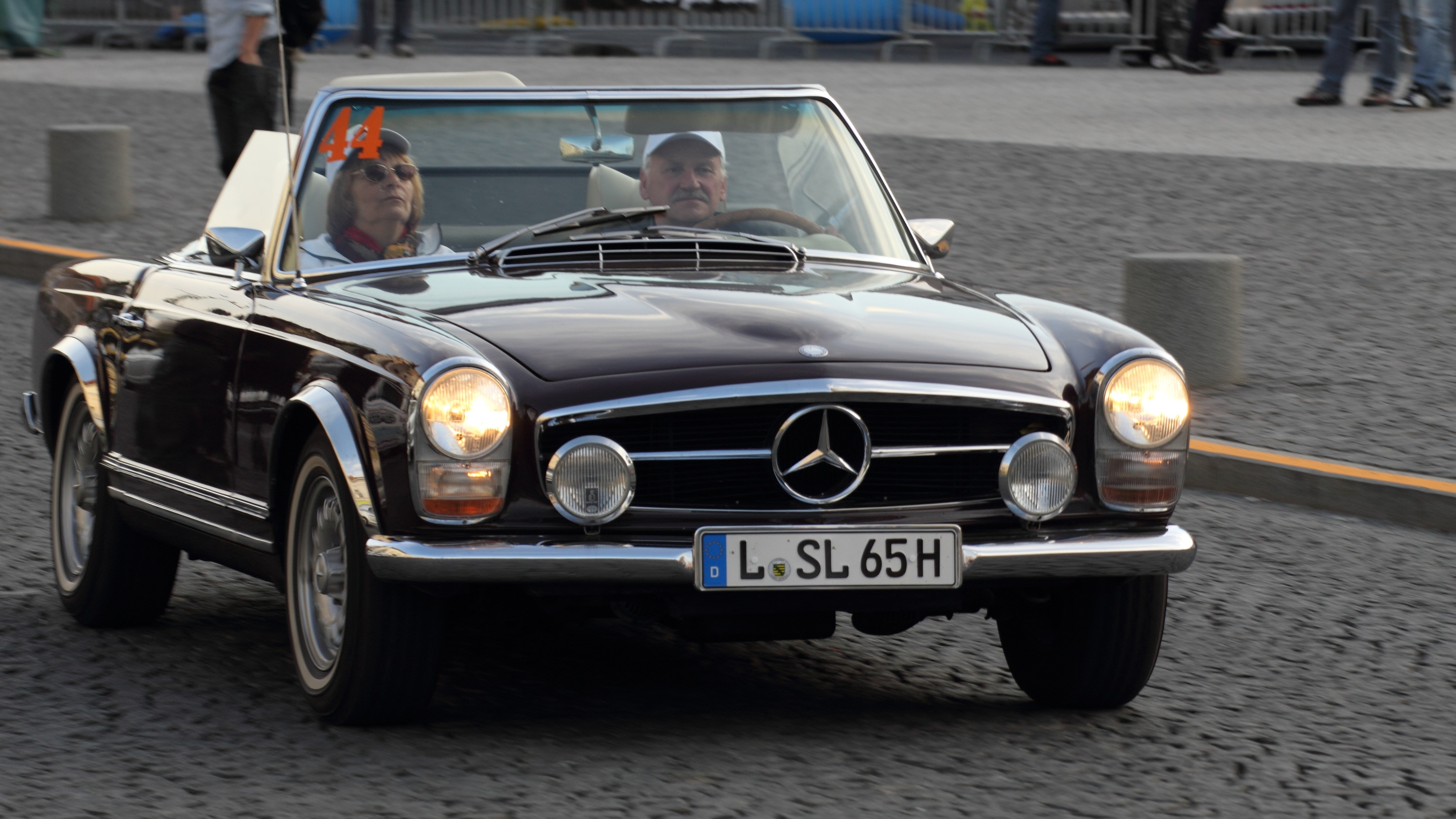 File mercedes benz w 113 2013 oldtimer bohemia rally jpg for Rally mercedes benz
