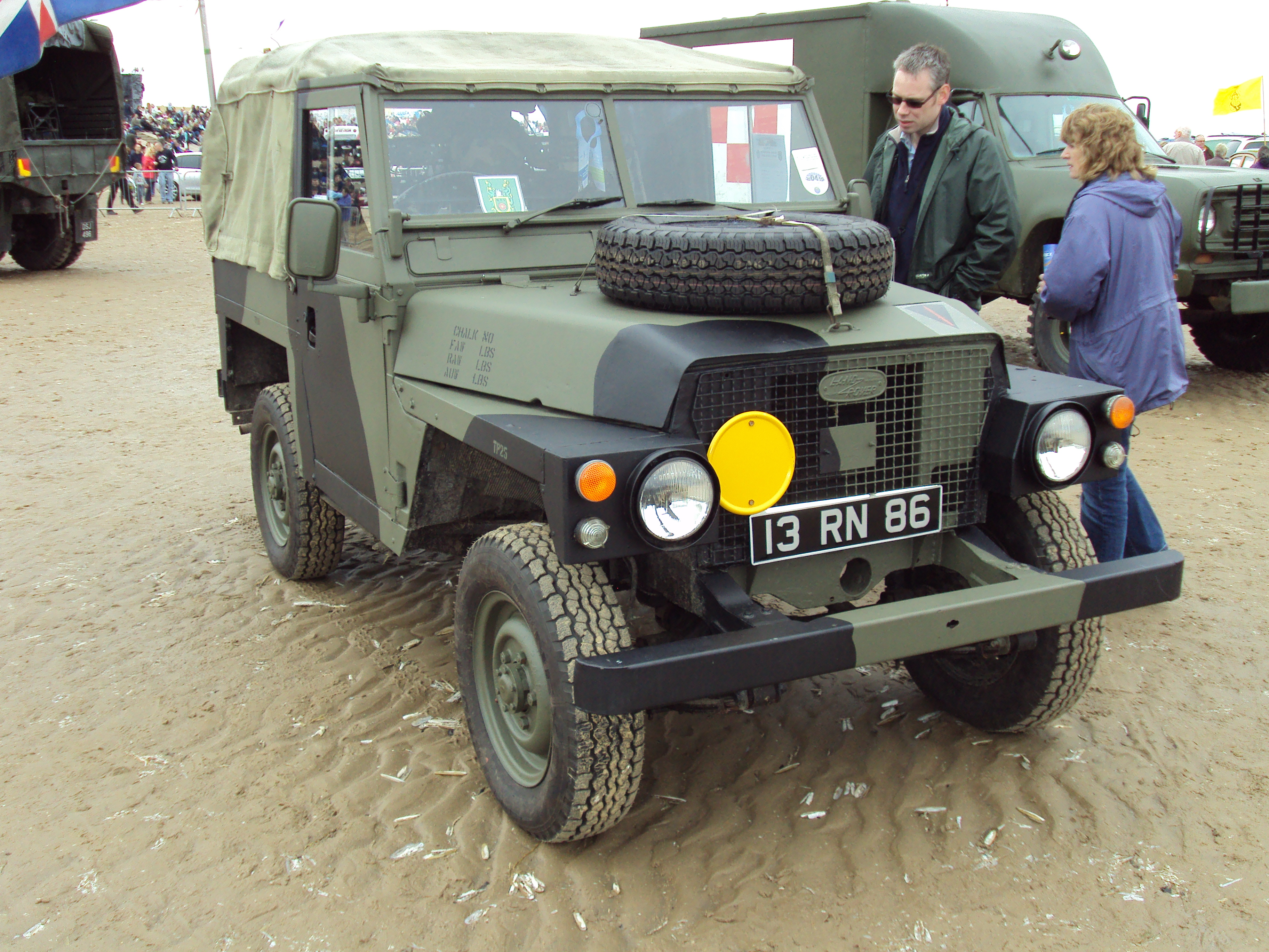 File:Military Land Rover, Southport 2.JPG