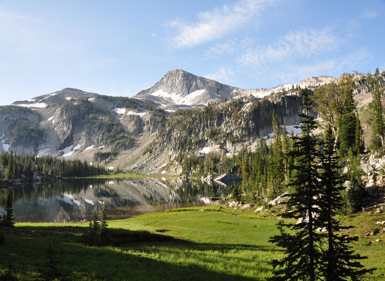 Eagle Cap Wilderness - Wikipedia