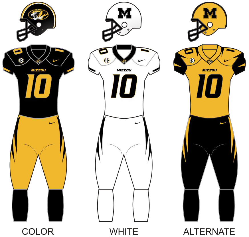 Missouri Tigers Football Wikipedia