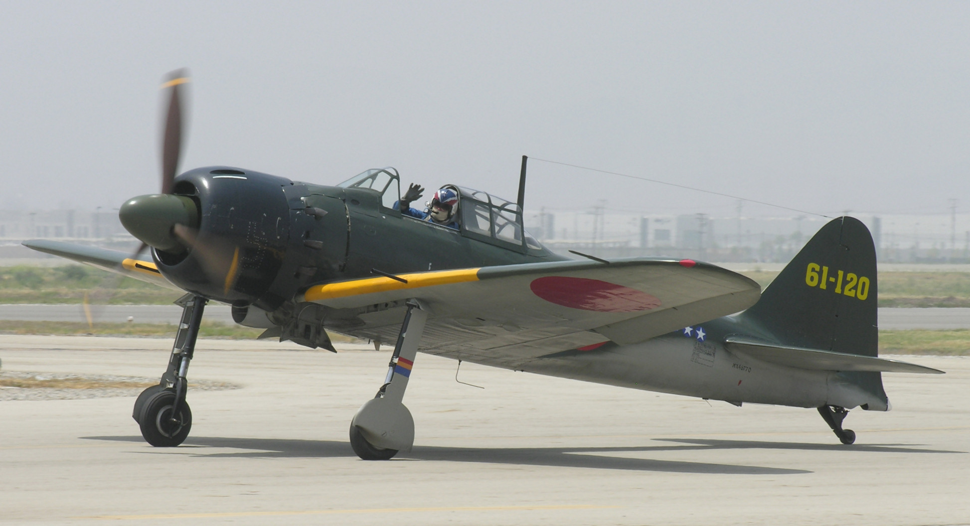 File:Mitsubishi A6M Zero, Chino, California.jpg - Wikimedia Commons