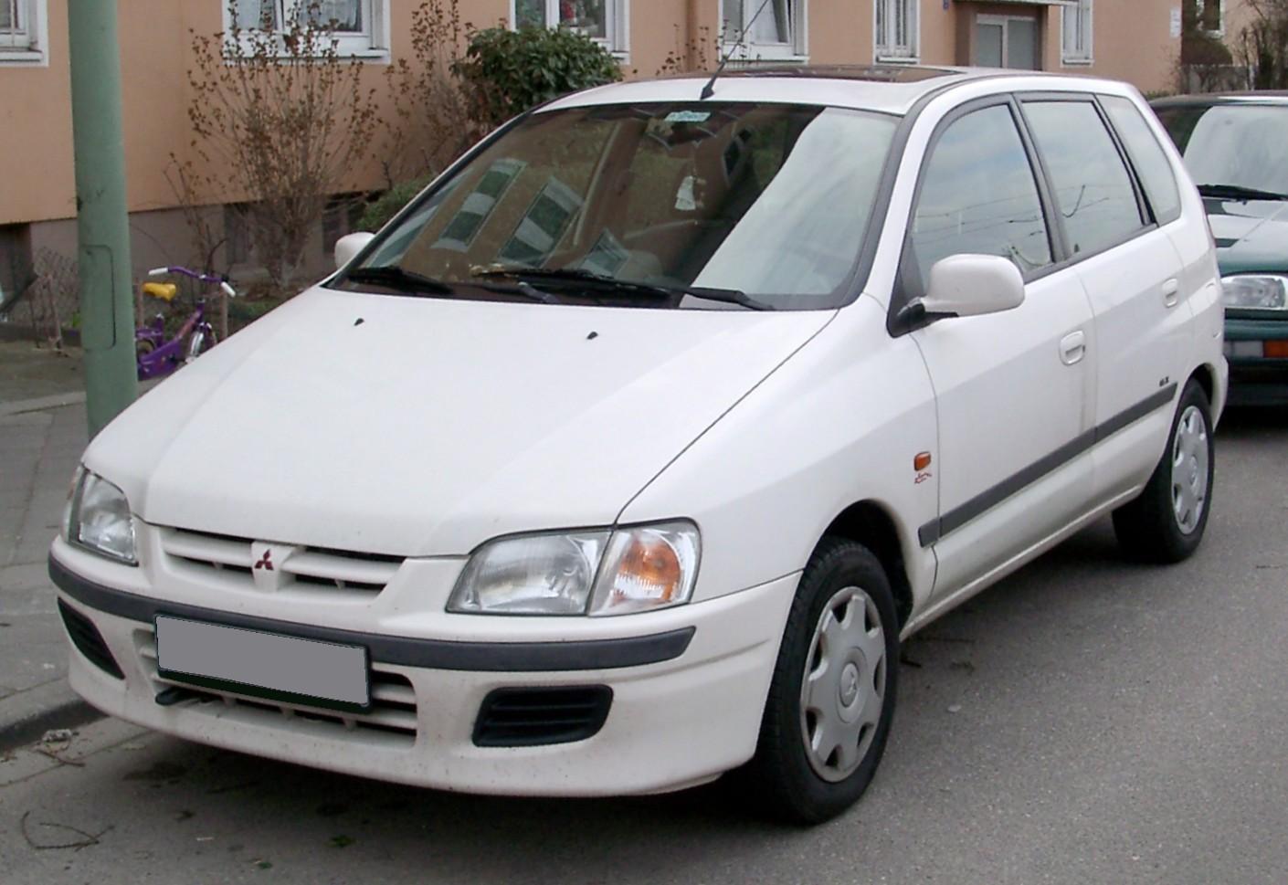 Mitsubishi space star wikipedia