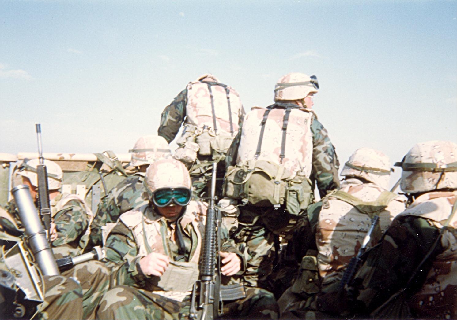 Funny Usmc Mortars : Usmc lav tank crew uniforms  s armor general